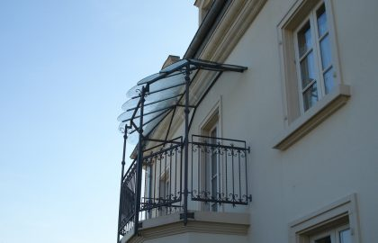 Fer forgé, Structures métalliques