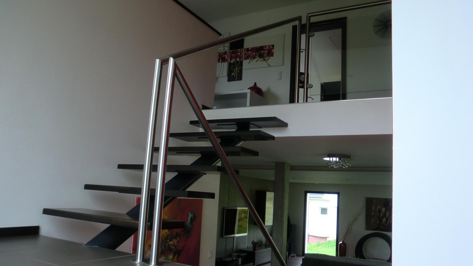 escalier schiklin. Black Bedroom Furniture Sets. Home Design Ideas