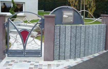 Métallerie, portails
