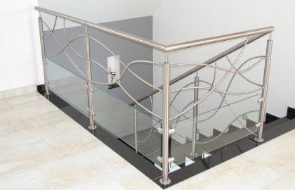 Inox, Rampes, Escaliers
