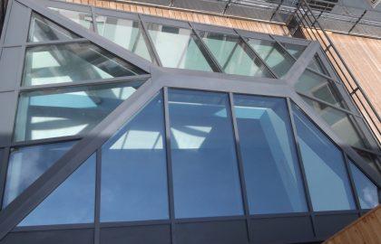 Aluminium, Structures métalliques